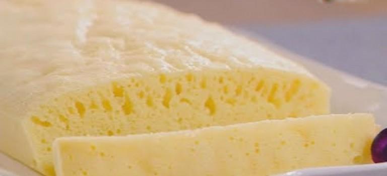 肥媽食譜 | 「減甜」水蒸蛋糕