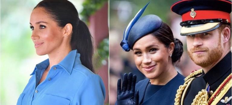 梅根王妃產後復再次挑戰皇室傳統,將任《VOGUE》時尚編輯!