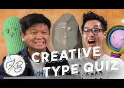 What's Our Creative Types? – Lunch Break