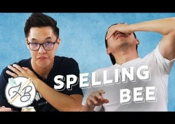 Spelling Bee Challenge – Lunch Break!