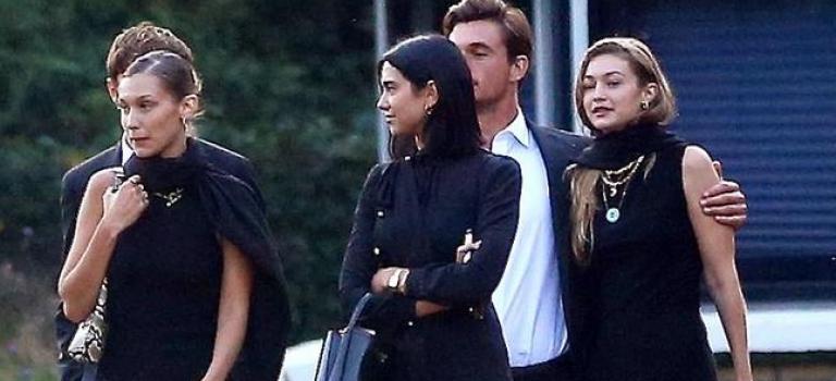 離開贊恩重新開始!Gigi Hadid參加家族活動,被眼尖粉絲發現新男友!
