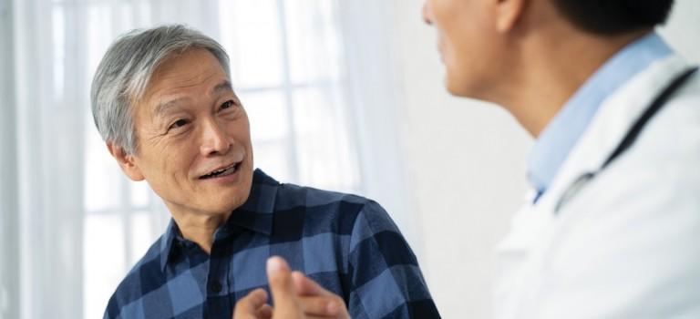 亞裔老年人如何才能長壽健康老當益壯