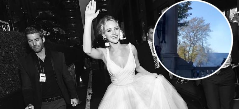 大表姐 Jennifer Lawrence结婚了!!宾客阵容超大牌!
