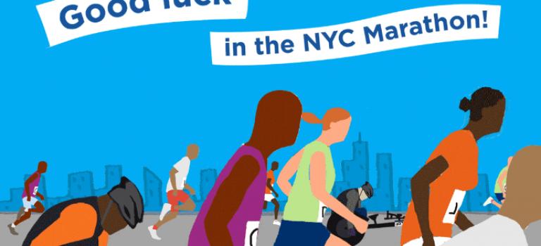 2019纽约马拉松赛就在本周日!封路及观跑指南在这里~