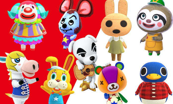 Artists on Their Favorite and Least Favorite Animal Crossing Villagers