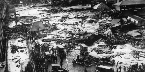Great-Molasses-Flood-of-1919