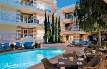 Oceana Beach Club Hotel - Santa Monica