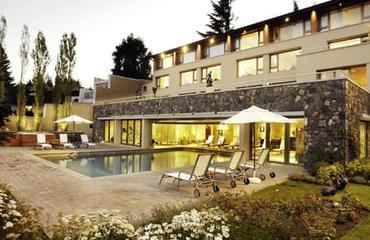 Five-star hotel in beautiful Bariloche
