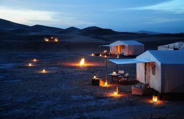 Luxury Berber Desert Camp