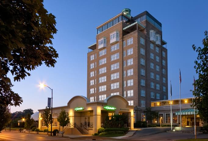 Park Place Hotel, Traverse City