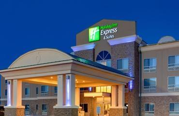 Holiday Inn Express, Grants