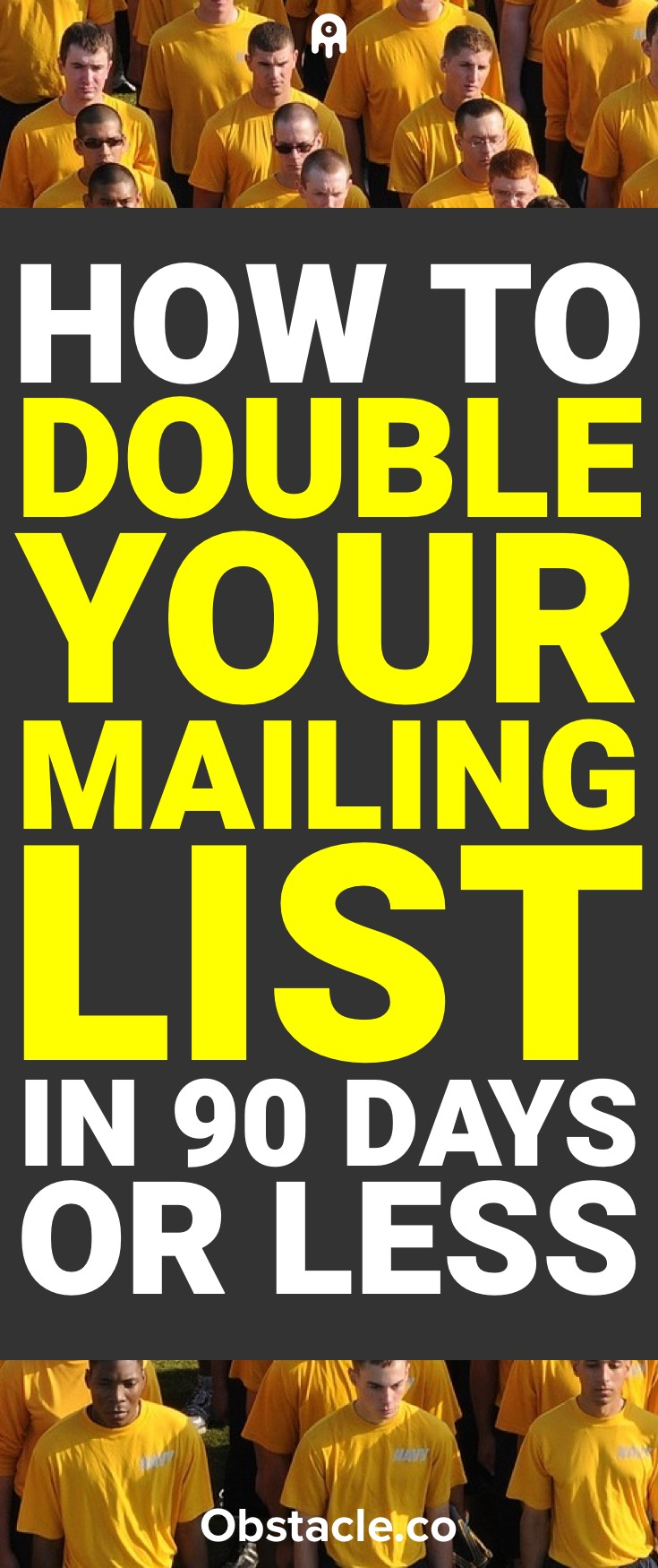 How to Double Your Email List in 90 Days or Less