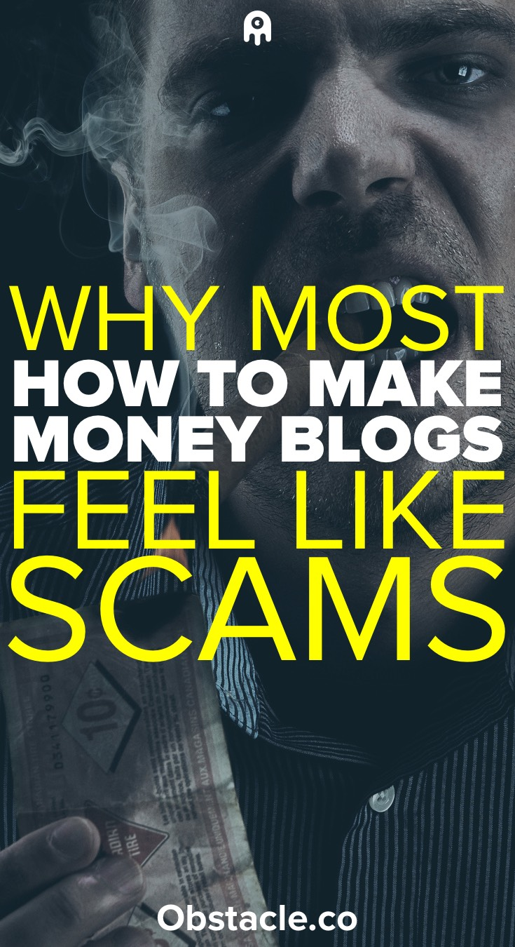 Why I Hate How to Make Money Blogs