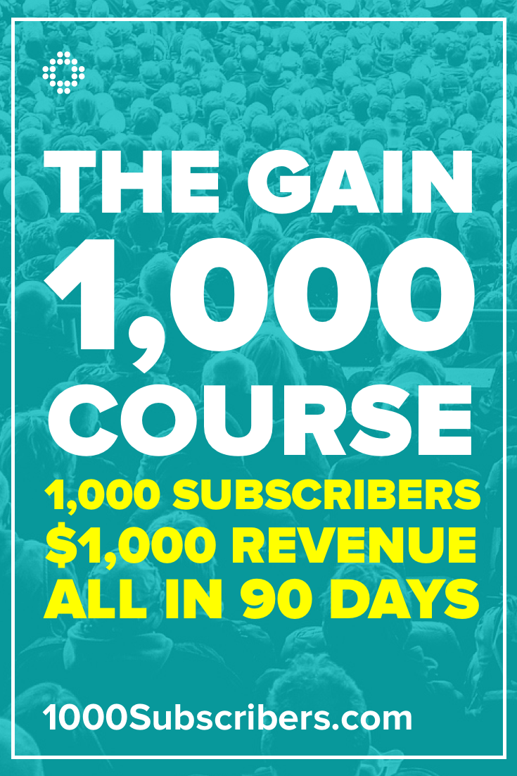 The Gain 1000 Course