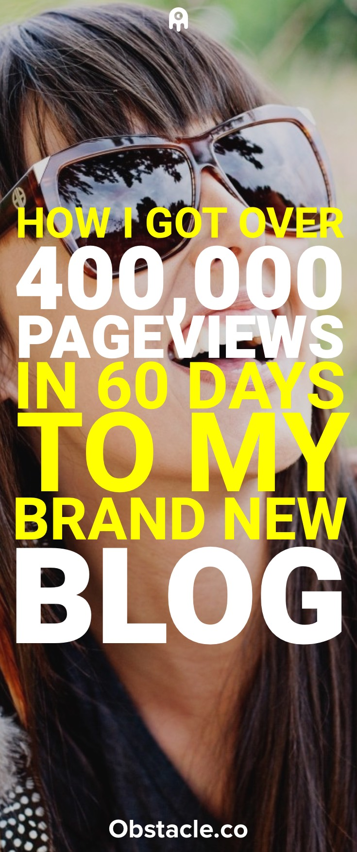 Pinterest Traffic: How I Got Over 400,000 Pageviews in 60 Days for My Brand New Blog