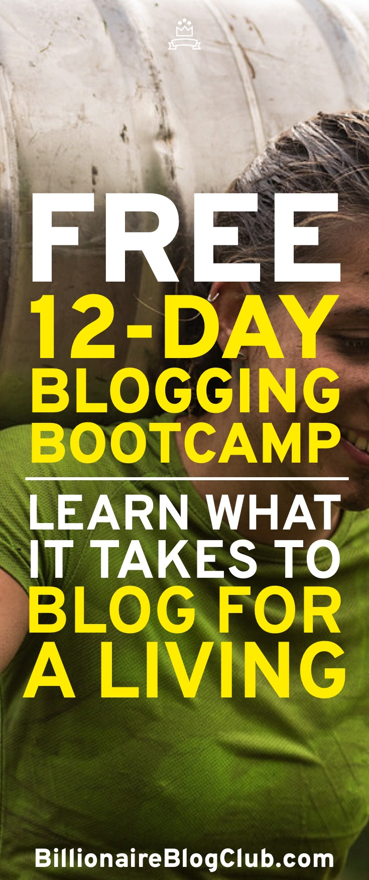 Free 12-Day Blogging Bootcamp