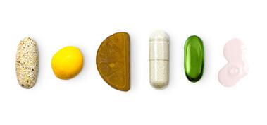 Prenatal Vitamin Tablets Types