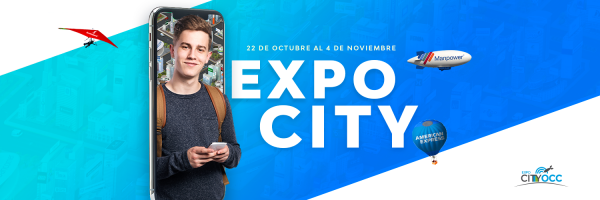 El empleo de tus sueños está a un clic en Expo City OCC 2018