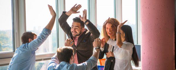 5 ideas de integración para que tus empleados se sientan parte de la empresa