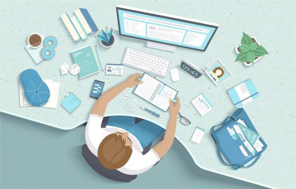 10 artículos que todo amante de la papelería querrá en su escritorio