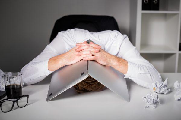 La frustración… ¿miedo al fracaso?