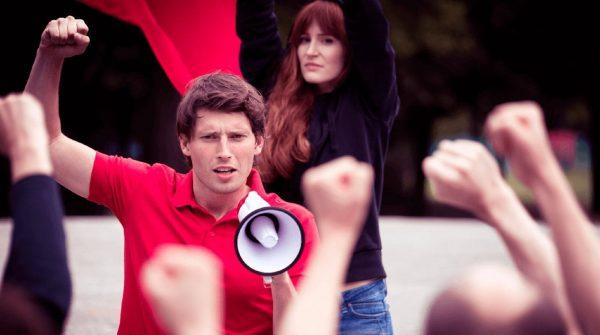 ¿Puedo organizar una huelga? ¡SÍ, es un derecho! #díadeltrabajo