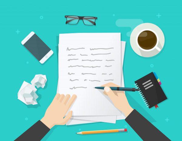 Currículum: 5 errores de gramática que debes evitar