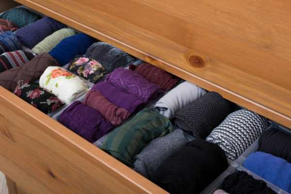 El mejor secreto para doblar tu ropa con el ¡método Konmari!