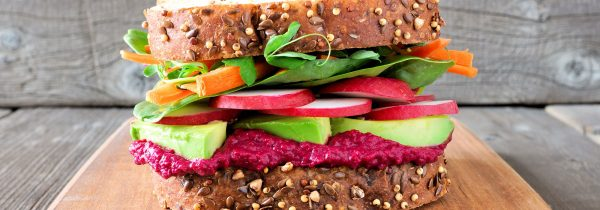 5 desayunos vegetarianos para llevar a la oficina