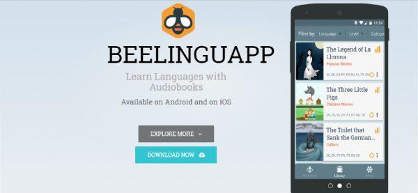Beelinguapp, la app para aprender idiomas, creada por un mexicano