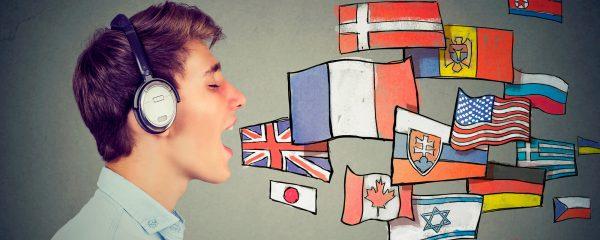 Los 6 idiomas más hablados en todo el mundo