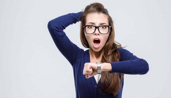 ¿Por qué es importante la puntualidad en los espacios de trabajo?
