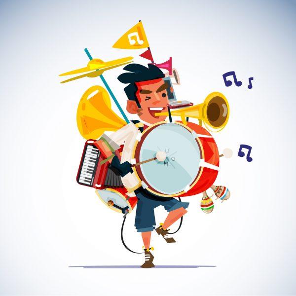 ¿Tienes el síndrome del hombre orquesta? ¡Descúbrelo!