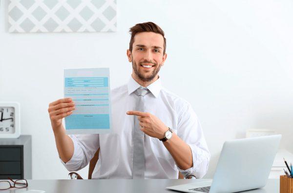 Jamás llenes tu solicitud de empleo a mano ¡podrías ser descartado!