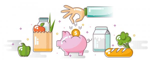 ¿Cómo ahorrar al hacer tu despensa? Aquí te damos unos tips