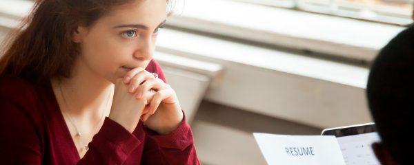 ¿Cómo hacer un curriculum vitae sin experiencia profesional?