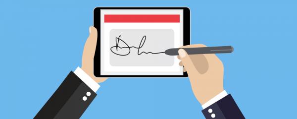 ¿Qué es la efirma y para qué sirve? ¡Podrás hacer trámites en línea con ella!