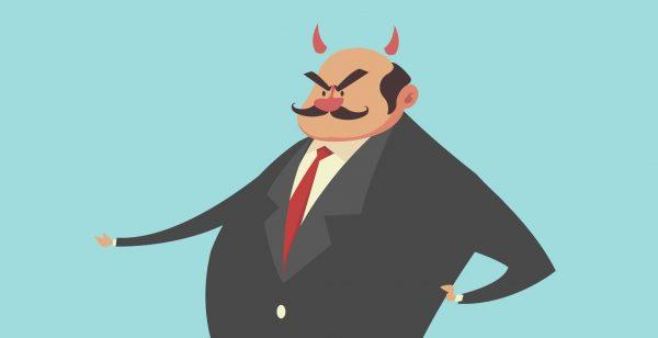 Jefes tóxicos: un mal líder te daña más que el alcohol o el cigarro