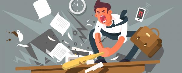 ¿El mal humor se contagia? 4 hábitos para tener una mejor calidad de vida en el trabajo