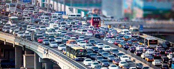 5 consejos para sobrevivir al tráfico de la CDMX
