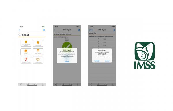 Te contamos las ventajas de la aplicación móvil del IMSS