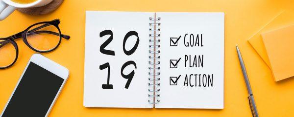 Iniciando el 2019 con enfoque: cumple lo que te prometes