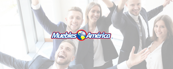 Trabaja en Muebles América: una empresa llena de retos profesionales
