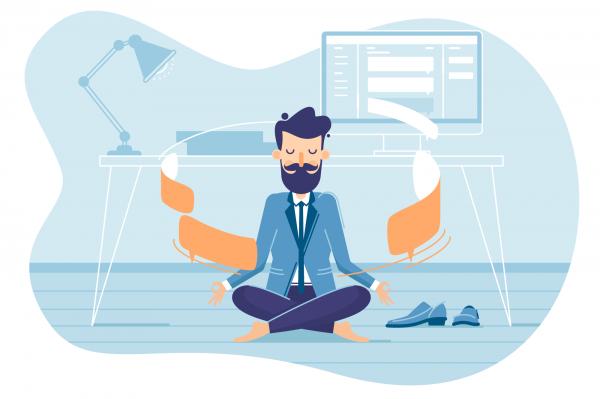 10 consejos para reducir el estrés laboral en tu empresa
