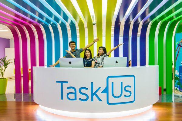 TaskUs: Trabaja creando experiencias al cliente