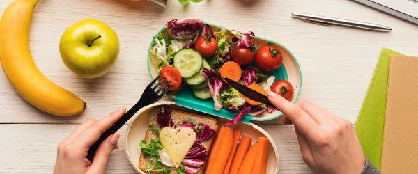 5 aperitivos deliciosos y saludables para antes de la hora de comida