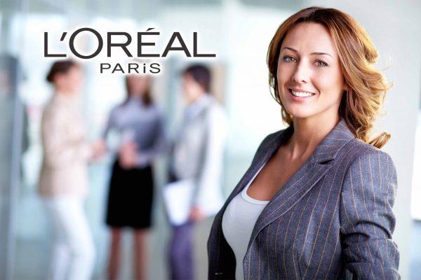L´Oréal: trabaja en una empresa líder en el mercado de productos de belleza