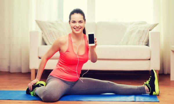 ¡Sin pretextos! 7 aplicaciones para hacer ejercicio en casa durante la cuarentena