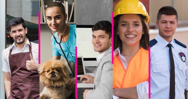 Trabajos por la contingencia: repartidores, vendedores, mensajeros y más