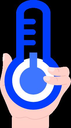 Termometro laboral - OCCMundial